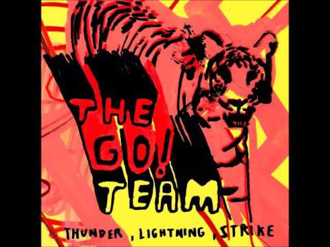 Клип The Go! Team - Get It Together