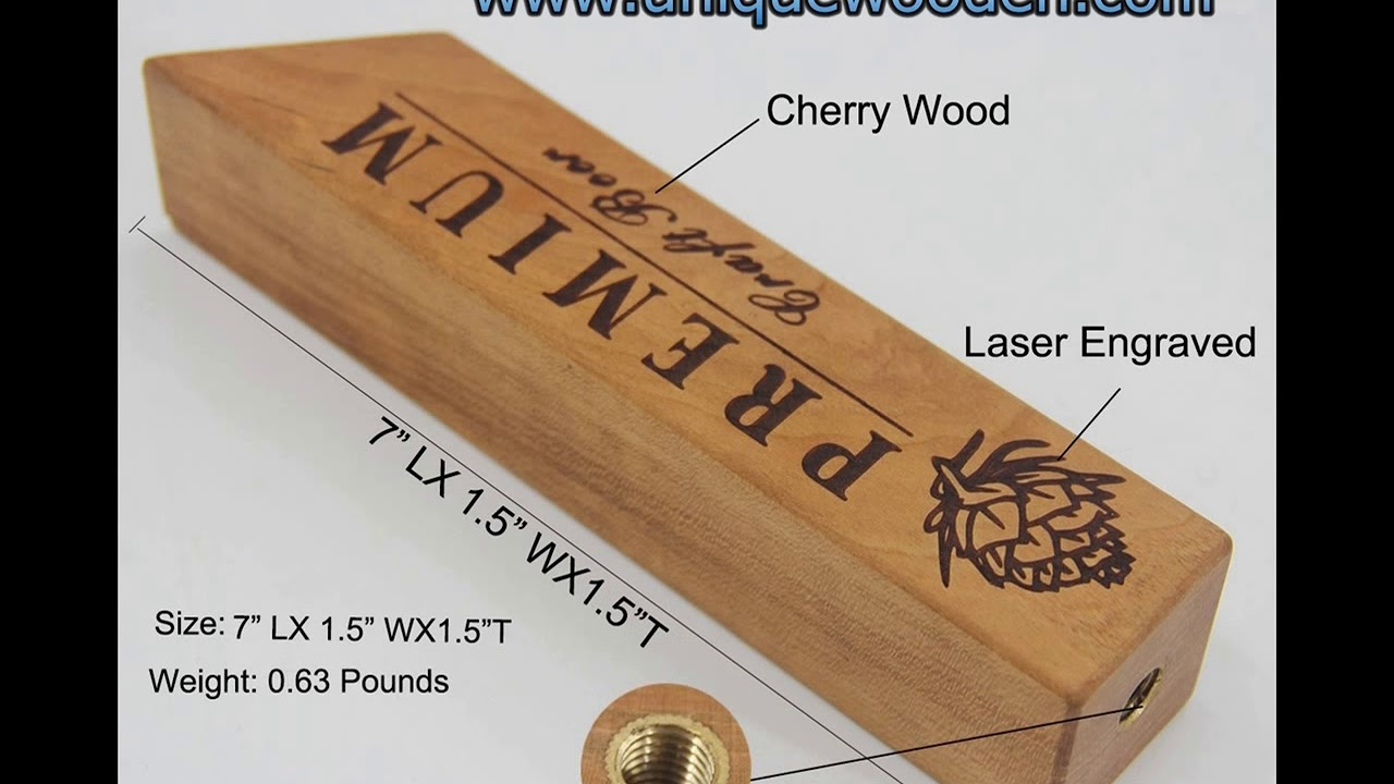 Custom Tap Handles And Personalized Beer Tap Handles Ideas From