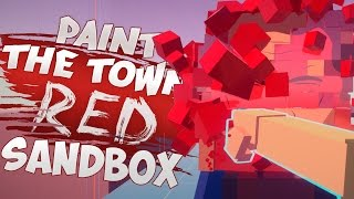 UNLIMITED POWER - Paint The Town Red (Sandbox Mode)(There's a sandbox level in Paint The Town Red, and it comes with a bunch of mods so you can beat the crap out of people even harder! Game Link: ..., 2015-11-09T18:30:00.000Z)