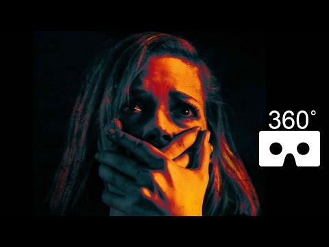 VR Horror Experience - Don't Breathe 360 Degrees