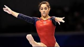 Top 10 American Female Gymnasts