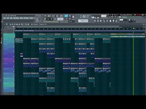 Call me - Metro Boomin Nav (FL Studio Remake)