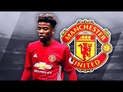 ANGEL GOMES - Ultimate Skills, Tricks, Goals & Assists - 2017 (HD)