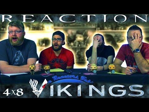 "Vikings 4x8 REACTION!! ""Portage"""