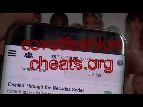 Covet Fashion Cheats, Hack and Tips | The only generator