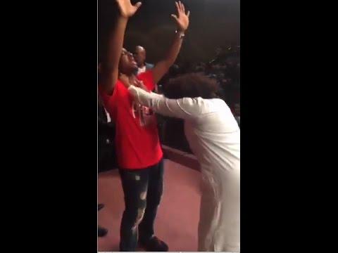 Pastor Tamara Bennett-48 Hour Prayer (Part 4) hosted by Prophet Brian Carn!