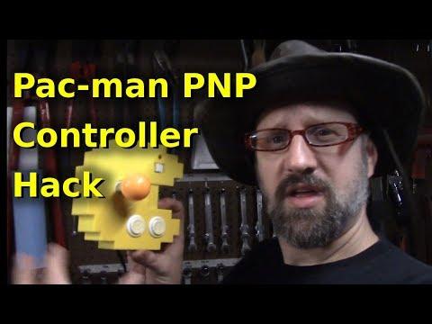 Pacman Plug N Play Hack