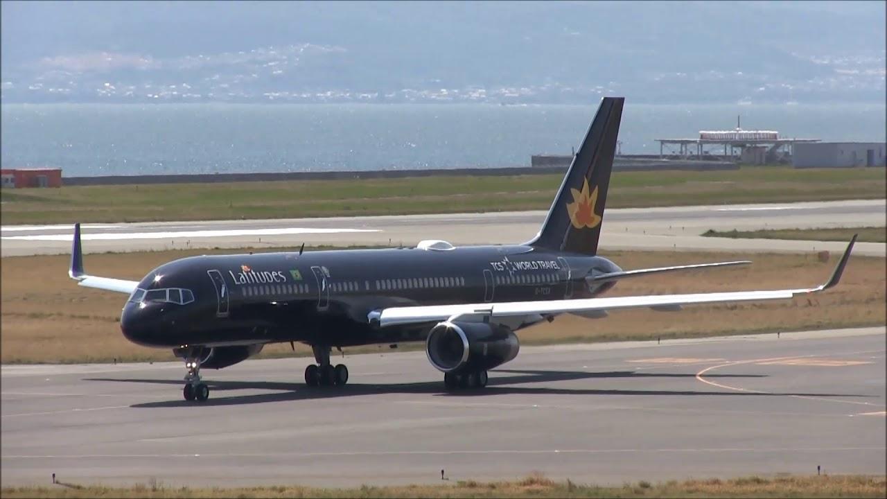tag aviation uk b757 200 g tcsx youtube