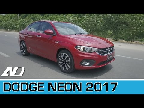 dodge neon 2017 primer vistazo en autodin mico youtube. Black Bedroom Furniture Sets. Home Design Ideas
