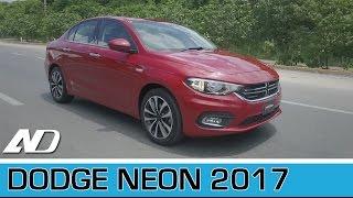 Dodge Neon 2017 - Primer vistazo en AutoDinámico