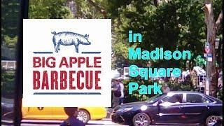 Bbq park Madison square