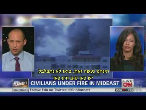 CNN  Bennett vs. Rula Jebreal: Hamas has an Al Qaedatype state in Gaza