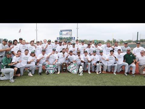 Ohio Baseball 2017 MAC Tournament