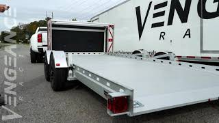 Awesome trailer for exotics and race cars !   Futura Trailers - BM Trailer Sales
