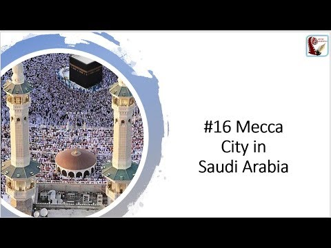 #16 Places to visit in Mecca | Tourist Attraction in Makkah | Saudi Arabia Tourism