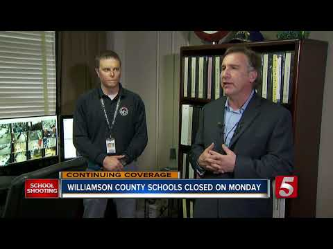 Williamson County Schools Closed Monday To Review Safety
