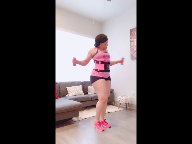 My D'Banj Workout Video