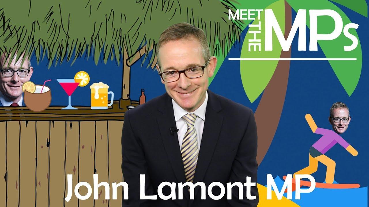 Image result for john lamont