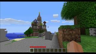 Minecraft St. Basil's Cathedral Собор Василия Блаженного(Threw this video together quick while I had access to a computer that wouldn't bog down while recording. The interior is still in progress but the exterior is over ..., 2011-07-09T02:56:25.000Z)