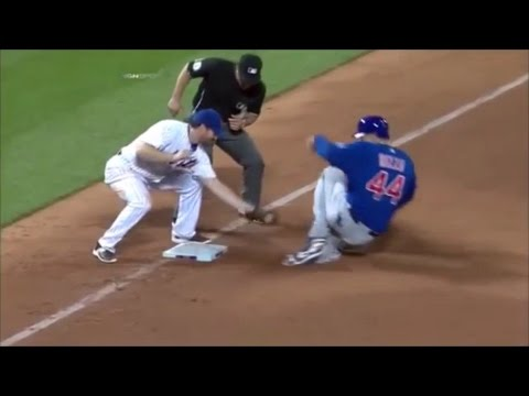 MLB Avoiding Tags