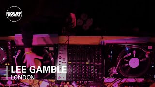 Lee Gamble Boiler Room x Bloc DJ Set