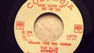 Video Blue Sonnets - Thank You Mr. Moon - Great Early 60's Brooklyn Doo Wop download MP3, 3GP, MP4, WEBM, AVI, FLV November 2017