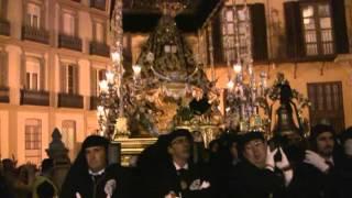 Ntra. Sra. de los Dolores entrando en la Catedral (2013)