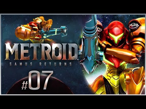 Metroid: Samus Returns - Livestream Walkthrough Part 7! [Nintendo 3DS Gameplay]