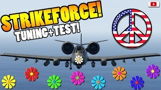 🤯EIN MANN ARMEE! Ultimativer B-11 STRIKEFORCE Test+Tuning!🤯 [GTA 5 Online After Hours Update DLC]