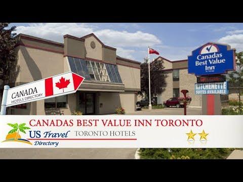 Canadas Best Value Inn Toronto - Toronto Hotels, Canada