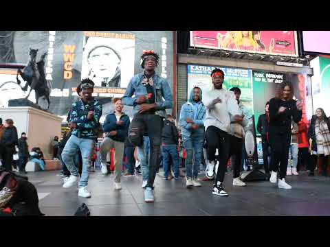 Lil Baby – Woah [Official Dance Video]