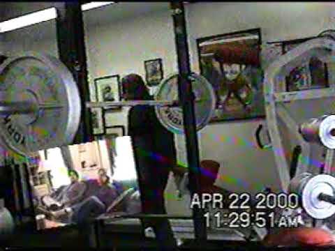 Dr. Ken Leistner Legendary Workout