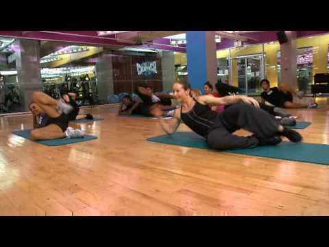 Strip exercise classes