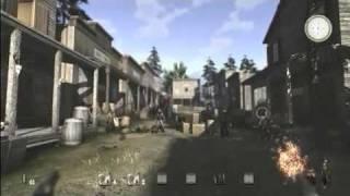 call of jurez great gun game play