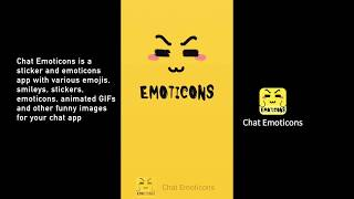 How to Chat with funny emoticons, emojis and animated gifs | Chat Emoticons make it easily
