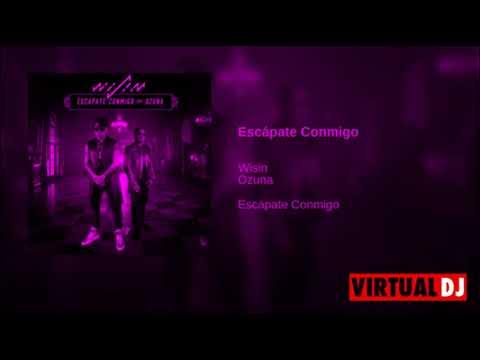 Escápate conmigo - Wisin ft. Ozuna (Chopped and Slowed) by Icee Too Dope
