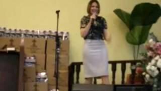 Alessandra Samadello - Amor Maior 11/02/2012 Campo de Fora
