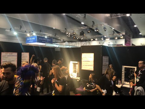 Adam Ciaccia and Matrix Australia Team live from Hair Expo In Melbourne Australia