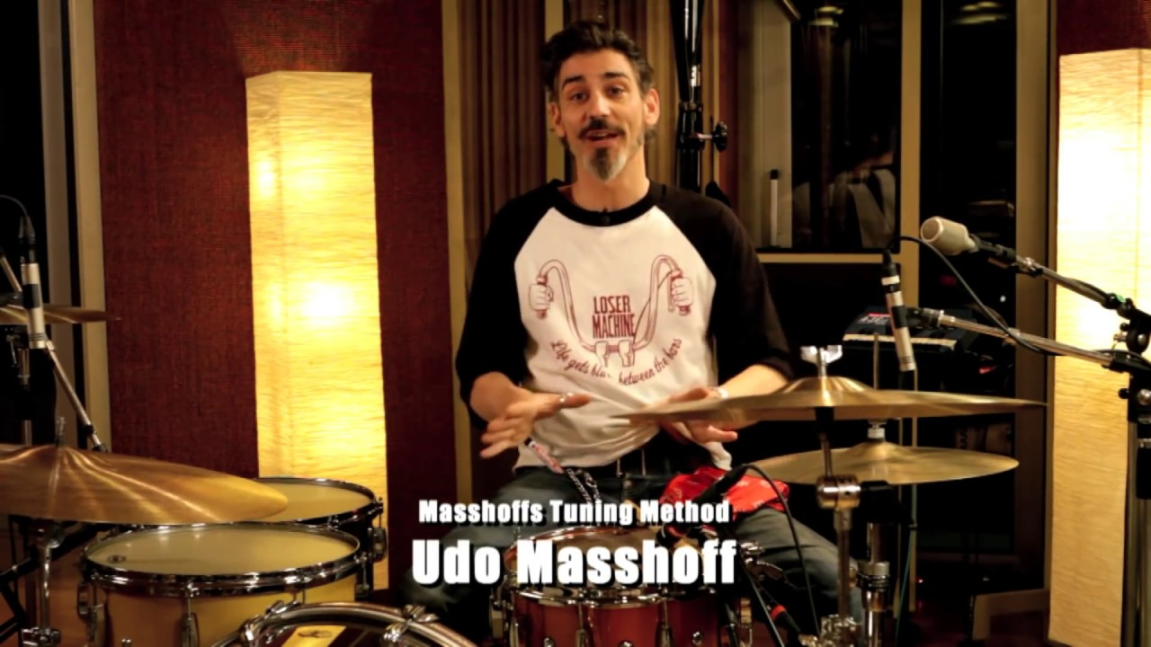 The greatest snare drum tuning trick EVER! - www.drumsoundschool.com