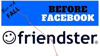 The Greatest Failed Internet Startup - Friendster