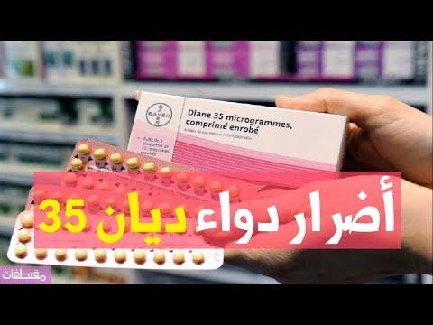 أضرار دواء ديان 35 Youtube