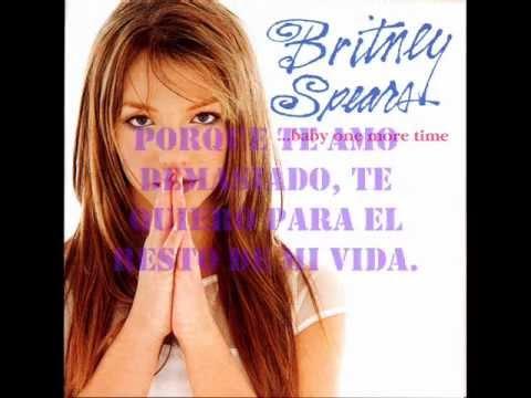 Britney Spears - Deep In My Heart (Subtitulada en Español) mp3