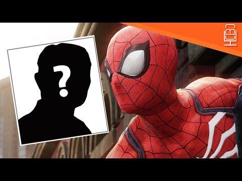 Sider-Man PS4 Mystery Villain Revealed?