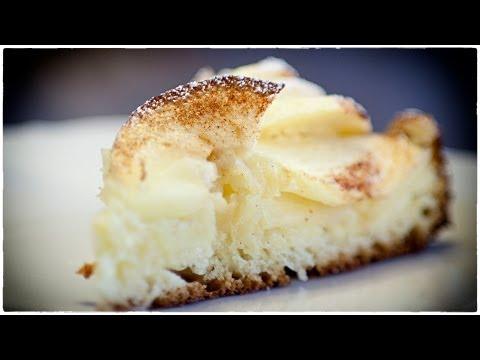 Sweet Apple Bread – Placek z Jablkami – Ania's Polish Food Recipe #43