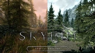 Skyrim: Remastered Special Edition - E3 2016 Trailer @ 1080p HD ✔