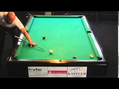 FINALE -Christoph Reintjes vs Roman Hybler -NO2014
