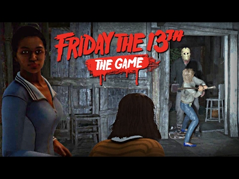 Friday the 13th: The Game - WE Shouldn't Be Here!! (Beta)