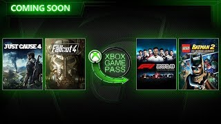 Xbox Game Pass March 2019 Update