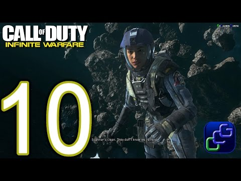 CALL OF DUTY Infinite Warfare Walkthrough - Part 10 - Campaign Operation Phoenix