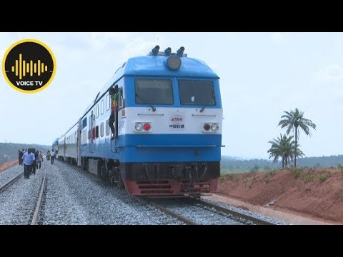 Finally Lagos - Ibadan Standard Gauge Rail Ready For Commission